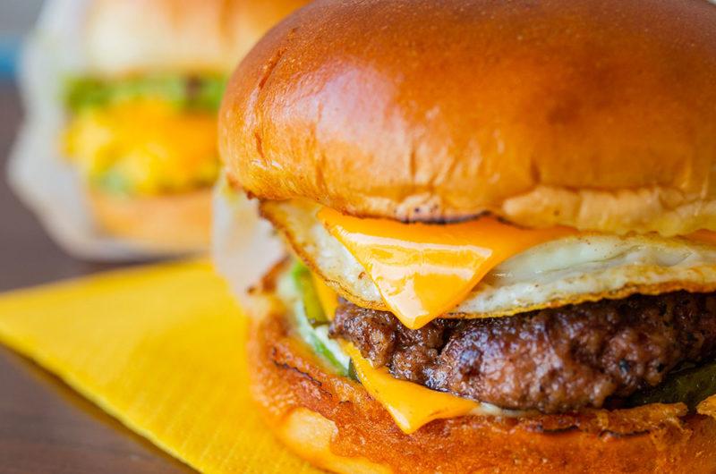 Pain à burger brioché